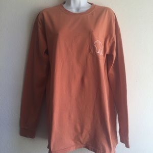 e8acaea6e ivory ella Tops - Ivory Ella instagram coral long sleeve shirt top m